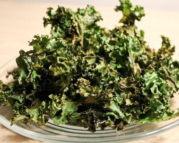 Basic Kale Chips