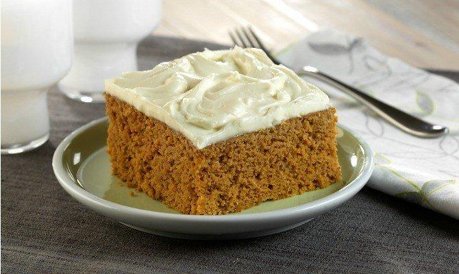 Apple Pumpkin Cake