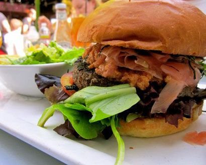 26 Beach Burger