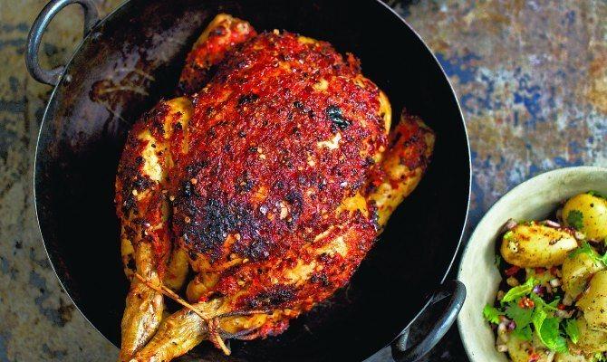 Roopa's Lemongrass and Turmeric Chicken