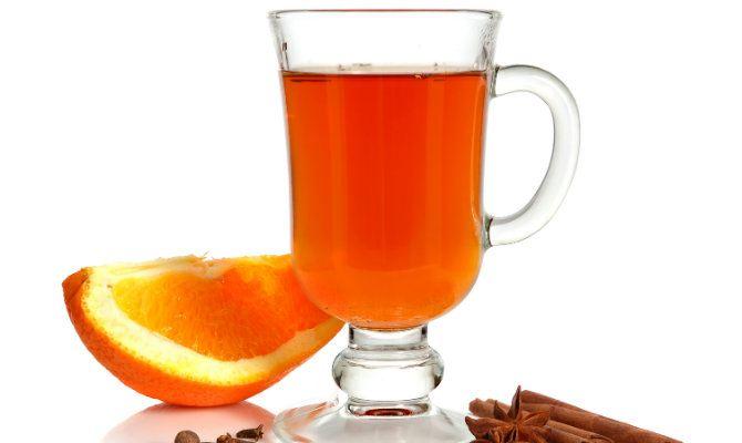 Ginger Citrus Mulled Cider