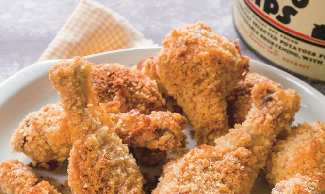 Potato-Chip Chicken