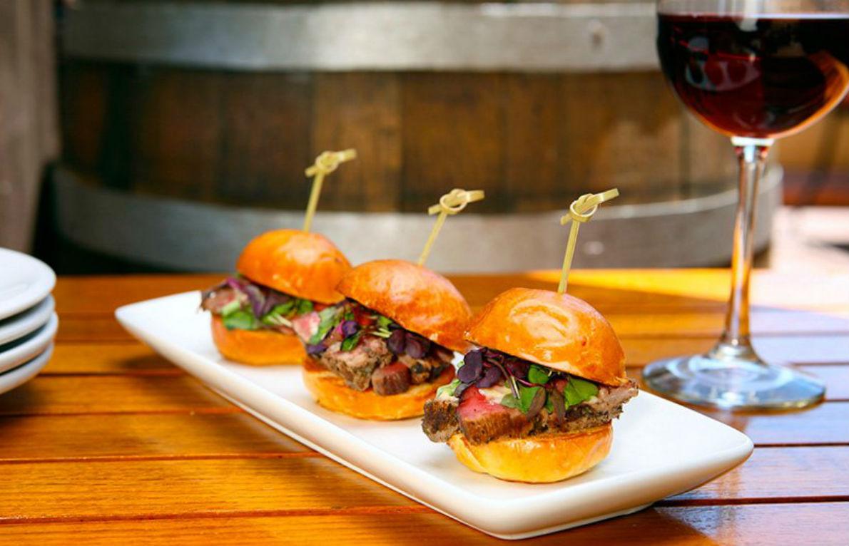 4 Alfresco Tasting Terrace from The 12 Best Restaurants at ...