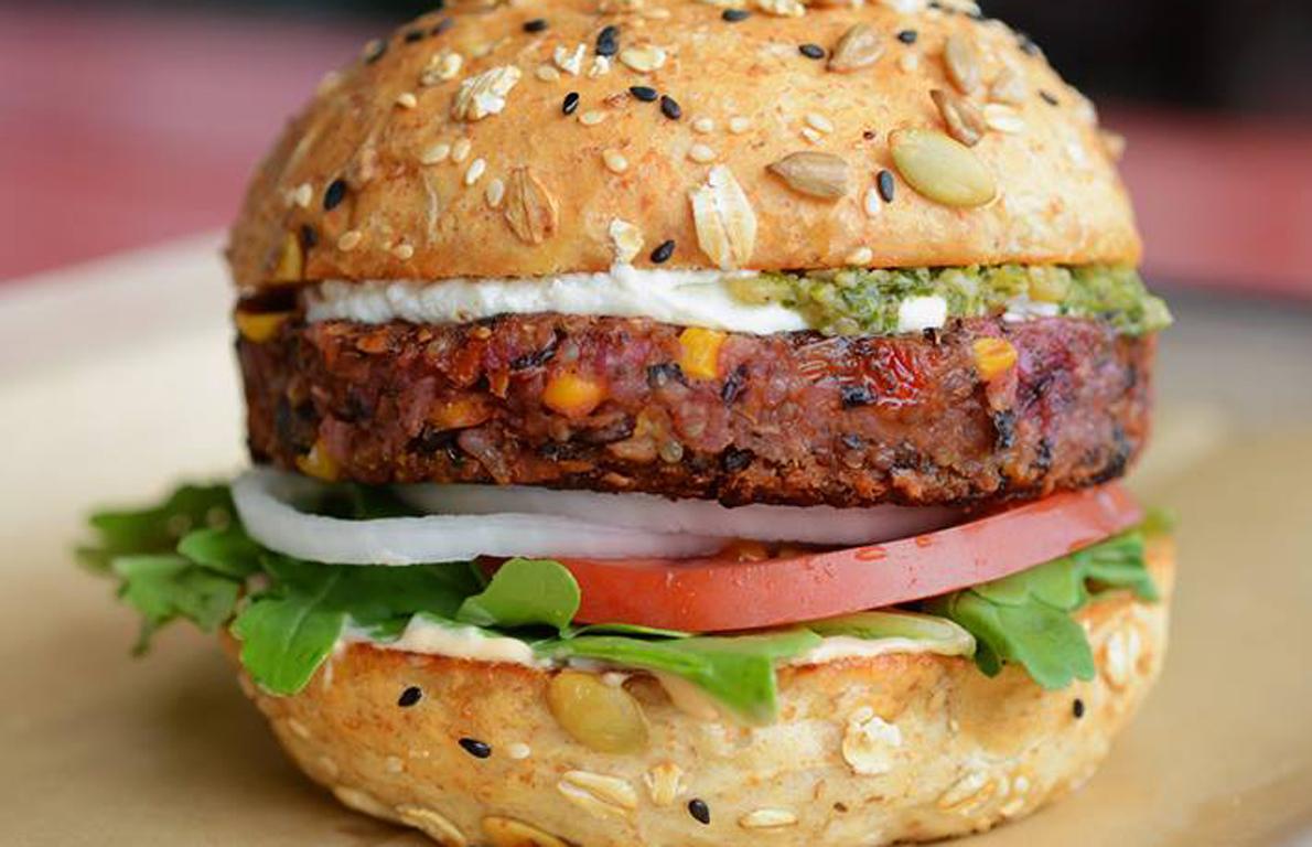 America S 10 Best Restaurant Veggie Burgers From America S