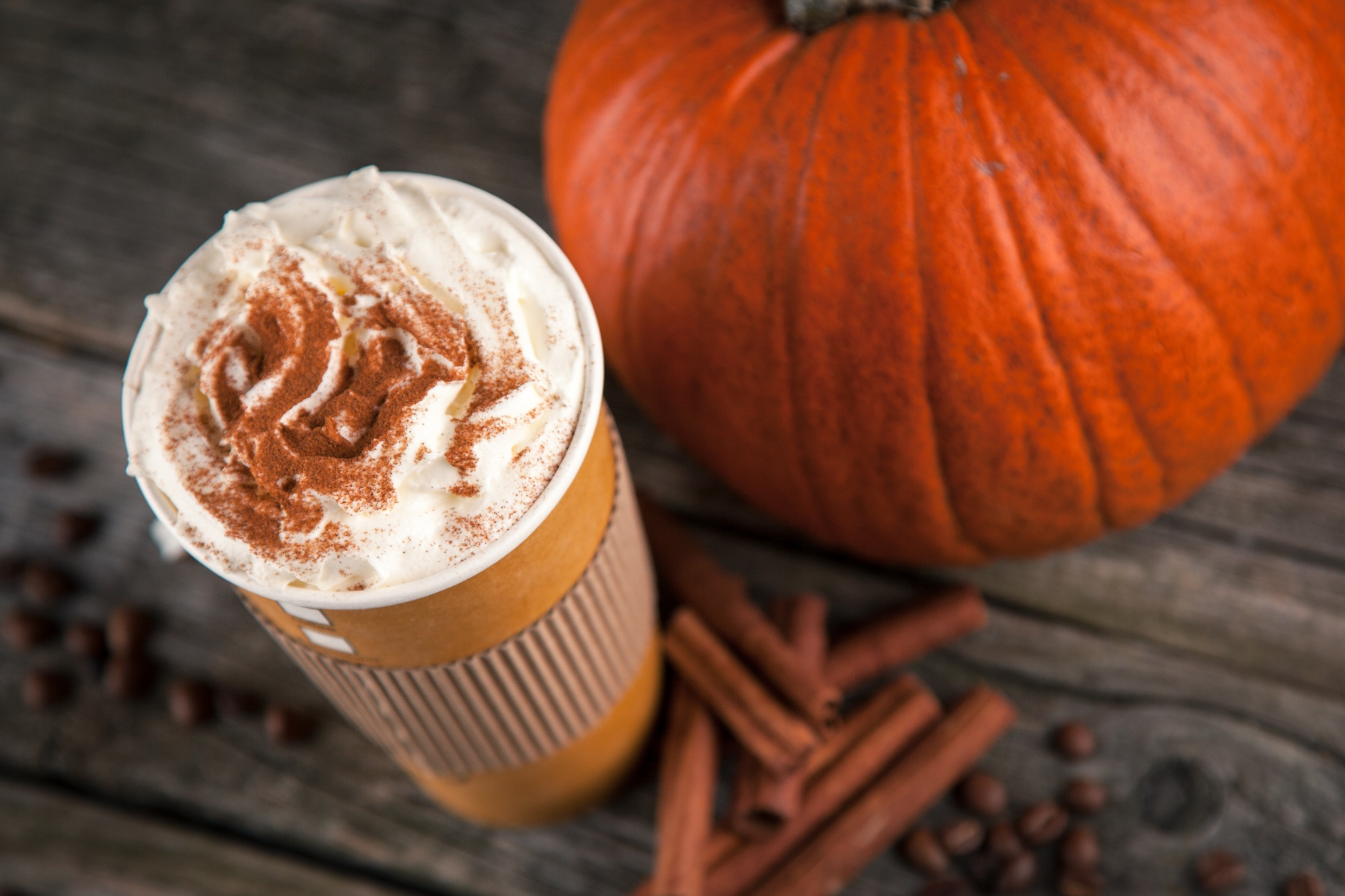 the pumpkin spice latte a cultural This pumpkin spice latte recipe uses real pumpkin and can be made two ways, as a light pumpkin spice latte or as a more decadent version.