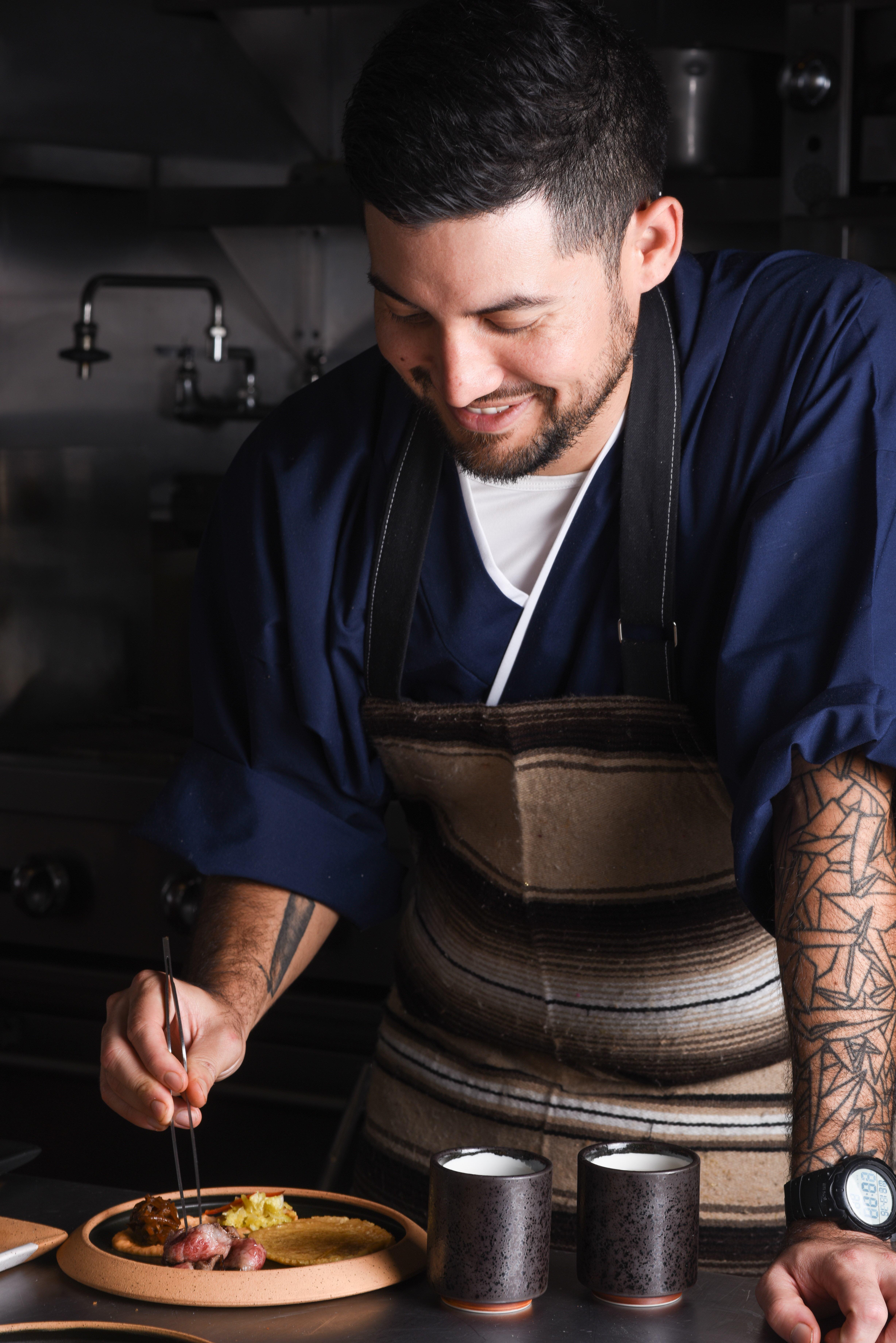 Chef John Carlos Kuramoto