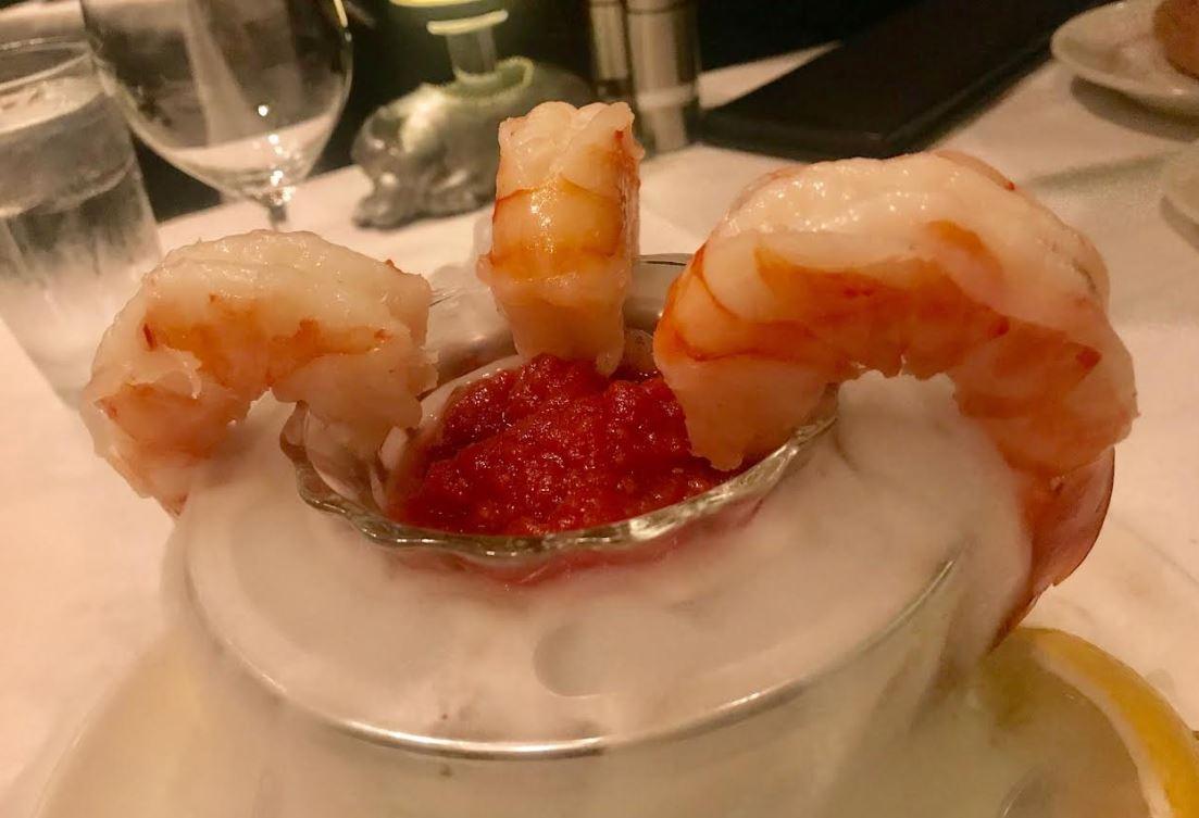 Morton's The Steakhouse Shrimp Cocktail