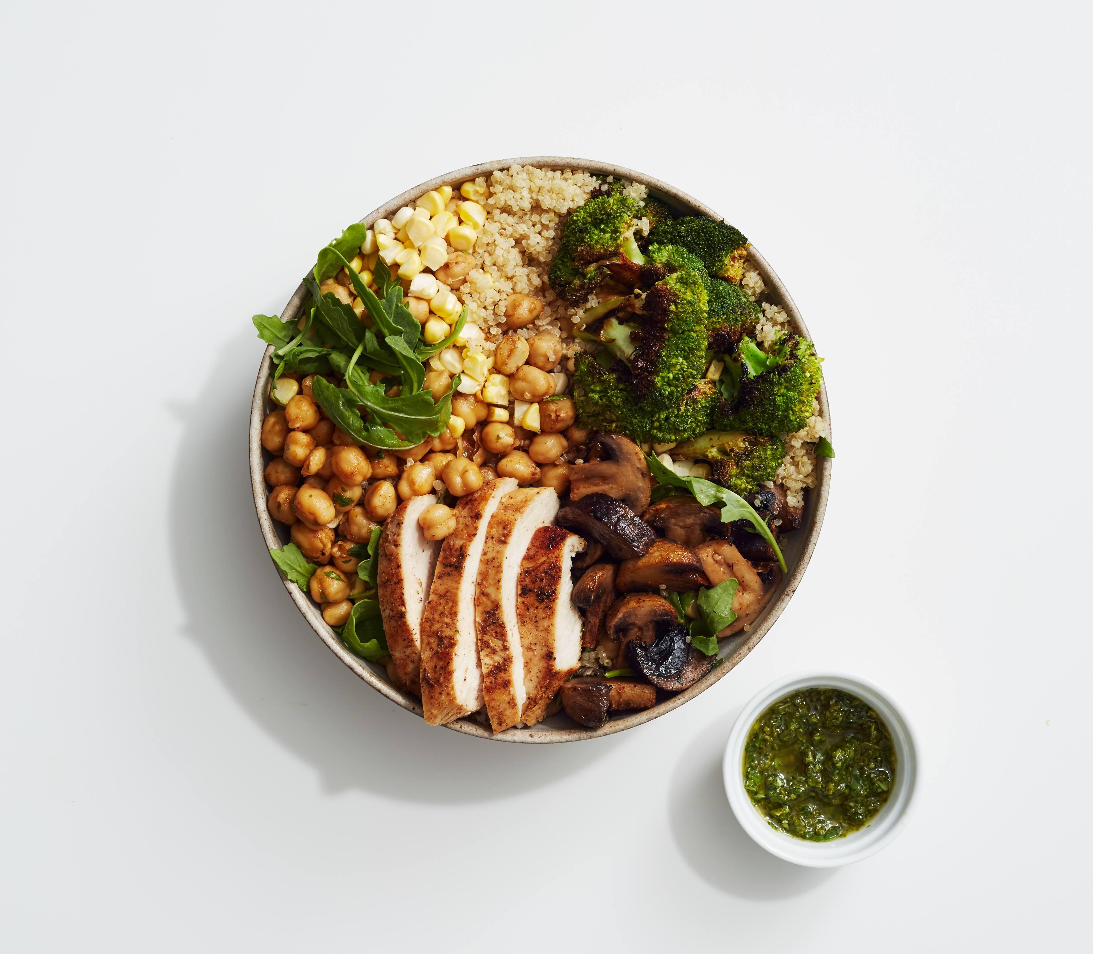 Sweetgreen's Healthiest Salads, Ranked