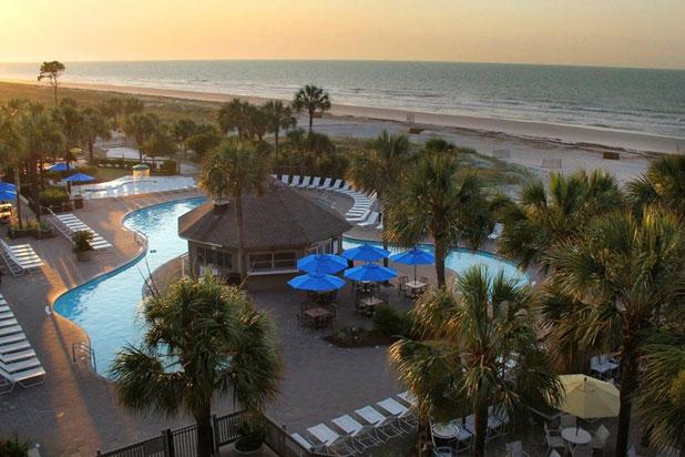 The Beach House Resort — Hilton Head, South Carolina