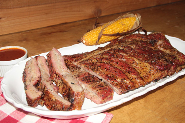 34) Cooper's Old Time Pit Bar-B-Que, Llano, Texas