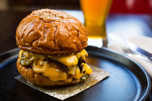 11) Cheeseburger, Husk (Charleston, S.C.)