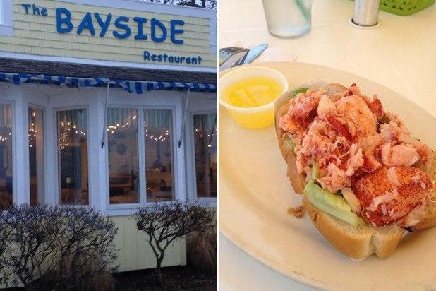 12) The Bayside Restaurant, Westport, Mass.