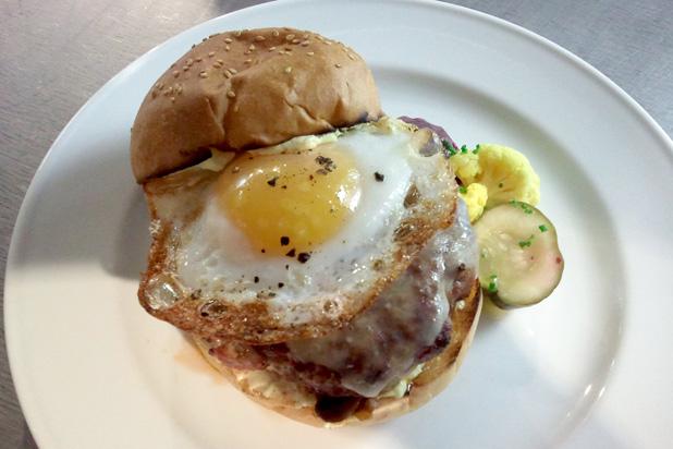 12) Truffled Cheeseburger, Palena Café (Washington, D.C)