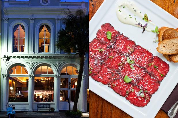15) Oak Steakhouse, Charleston, S.C.