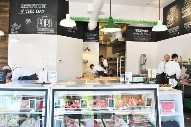 3) The Local Butcher Shop, Berkeley, Calif.