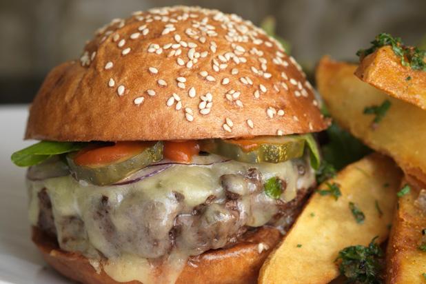 31) Local Grass-Fed Burger, Craigie on Main (Cambridge, Mass.)