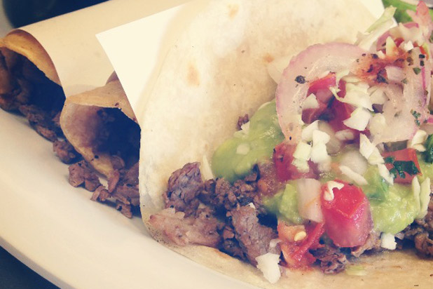 6) Mexicali Taco & Co., Los Angeles: Carne Asada Taco