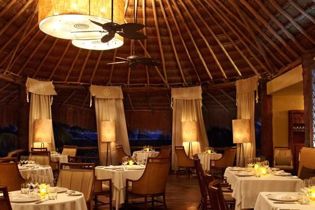 22. La Marea Restaurant (Playa del Carmen, Mexico)