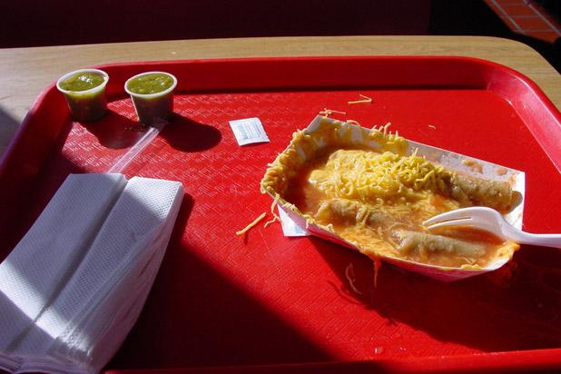 9) Chico's Tacos, El Paso, Texas: Chico's Taco