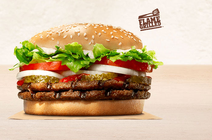 What Is The Healthiest Fast Food Burger To Eat