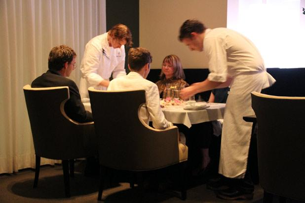 Grant Achatz: Alinea, Next, The Aviary (Chicago)