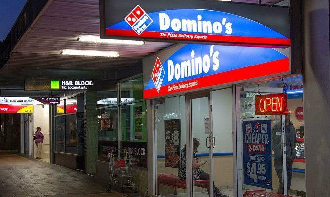 Domino's in NSW