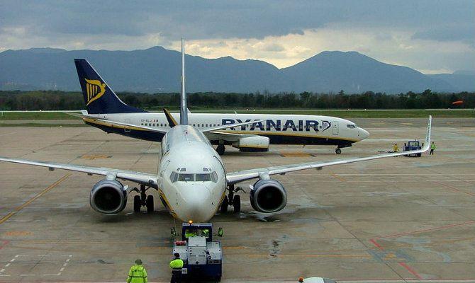 Ryanair Airplanes