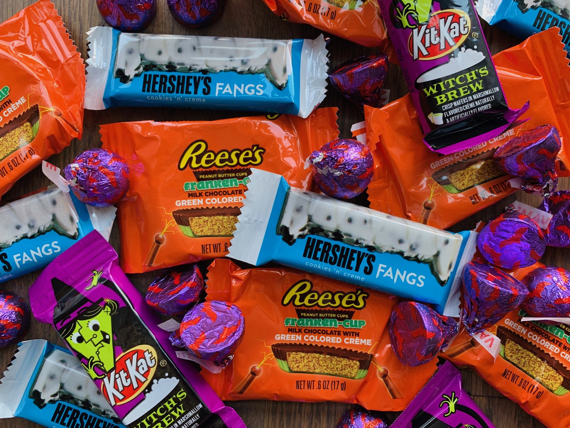 New For Halloween 2020 Halloween Candy 2020: Hershey's Drops 4 New Chocolates for the Holiday