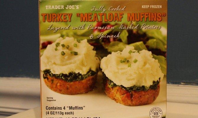 Trader Joe's Meatloaf Muffins