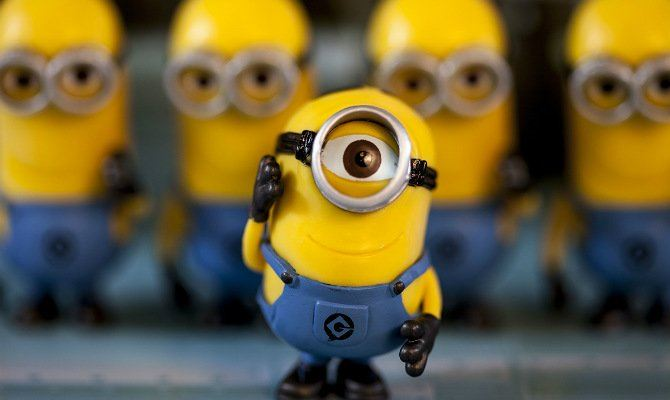 Despite Parents' Concerns, McDonald's Will Not Remove 'Swearing' Minions