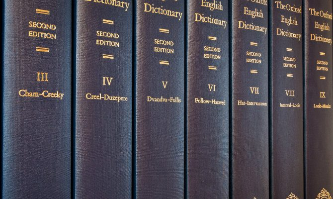 Oxford Dictionaries' Food & Drink