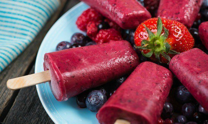 8 Healthy Ice Pops You Can Feel Good About Snacking On