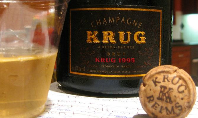 100-Year-Old Champagne for $15K