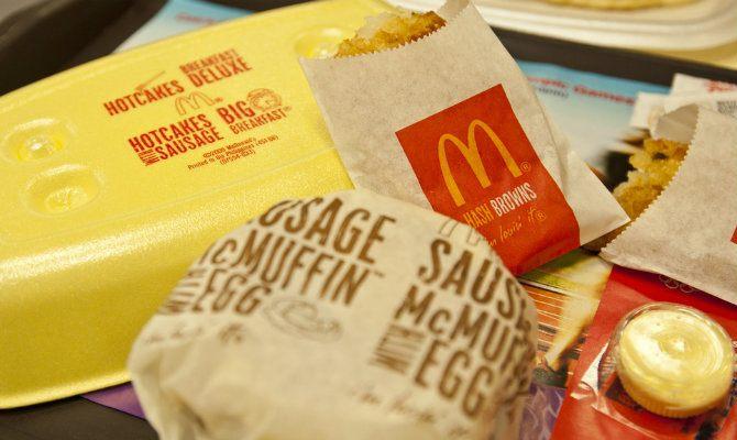 McDonalds' All-Day Breakfast