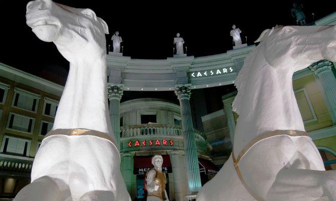 Morton's Caesars