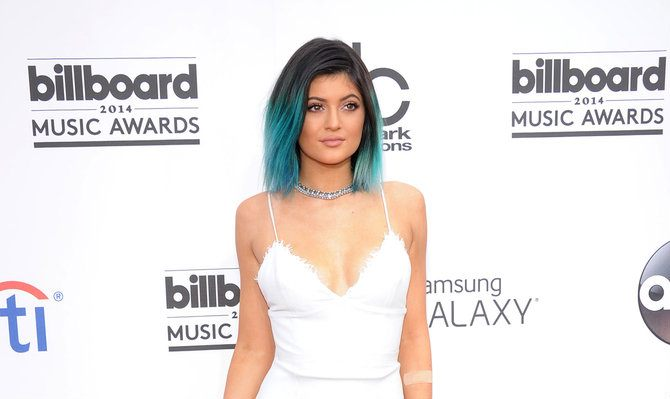 Kylie Jenner, Tyga Cited for Excessive Water Waste During Drought