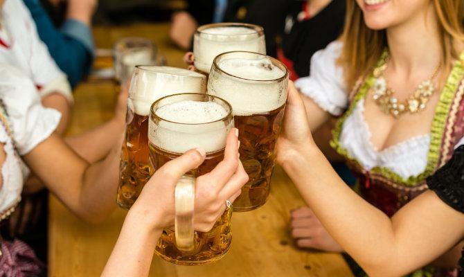 Cheers to Oktoberfest!