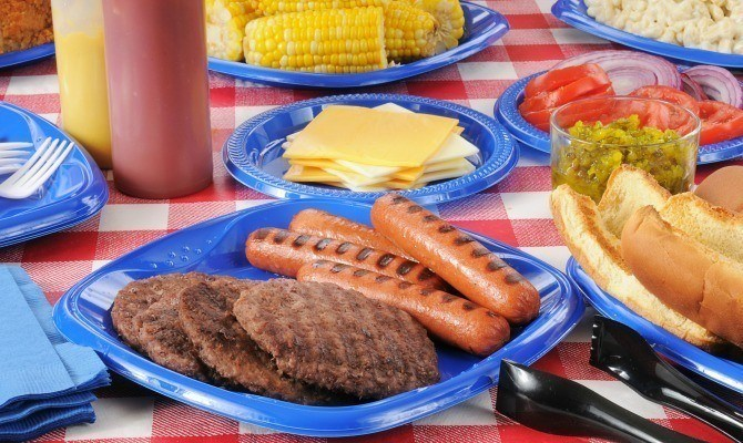 10 Unhealthy Cookout Foods