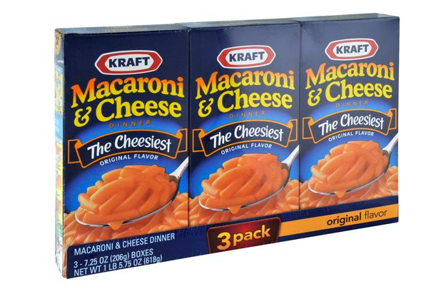 4. Mac and Cheese