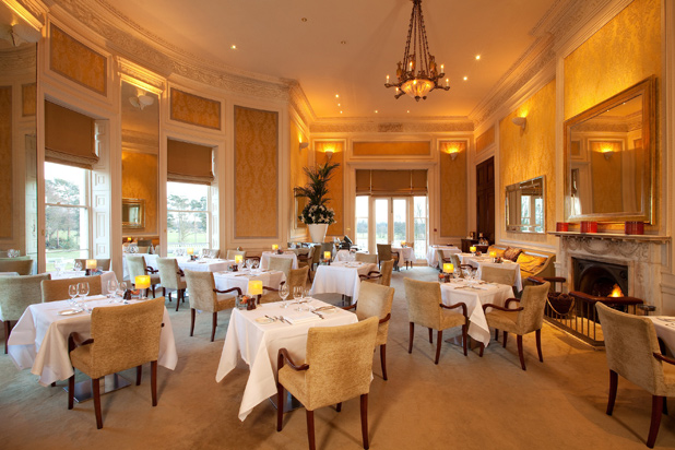 Humphrey's Fine Dining Restaurant at Stoke Park Country Club — Buckinghamshire, England