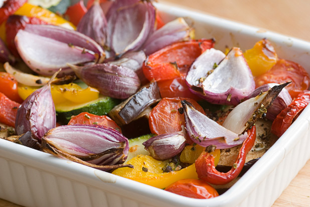4. Add Grilled Vegetables as a Side