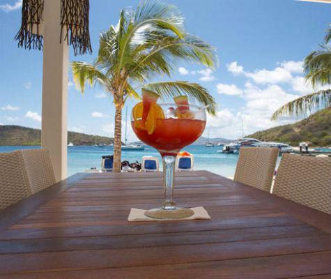 12 Beach Bars with the Best Views Around the World