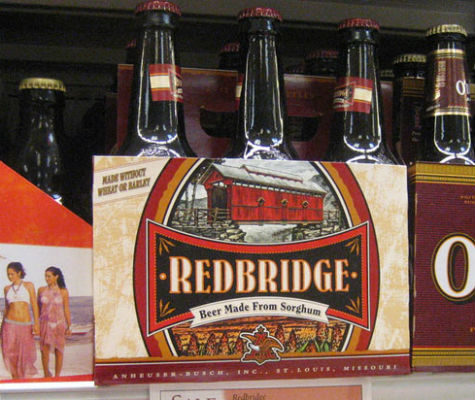 Redbridge Gluten Free Sorghum Beer For a Gluten Free Beer at