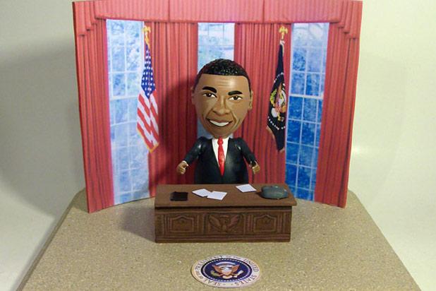 President Obama Easter egg