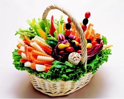 Edible Easter Décor