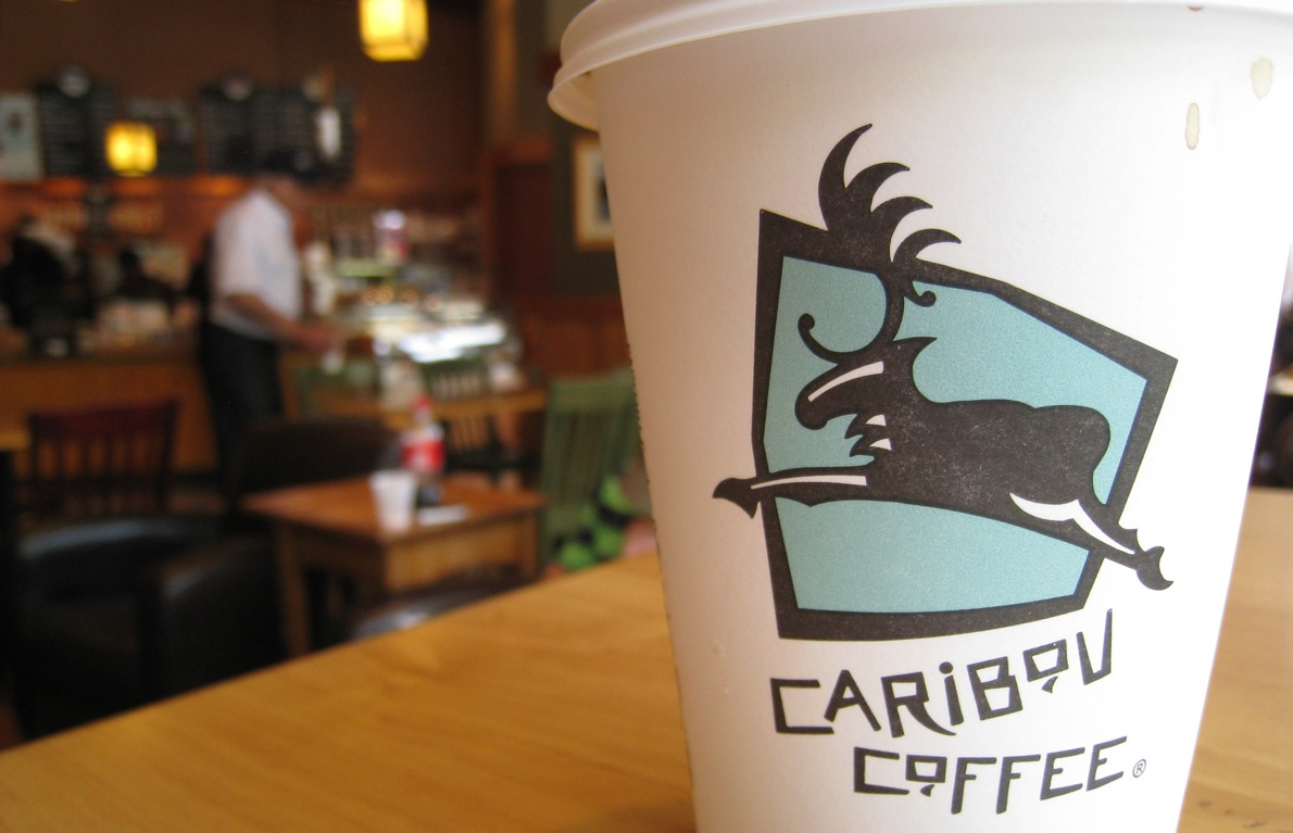 Caribou Coffee Wild Caramel Apple
