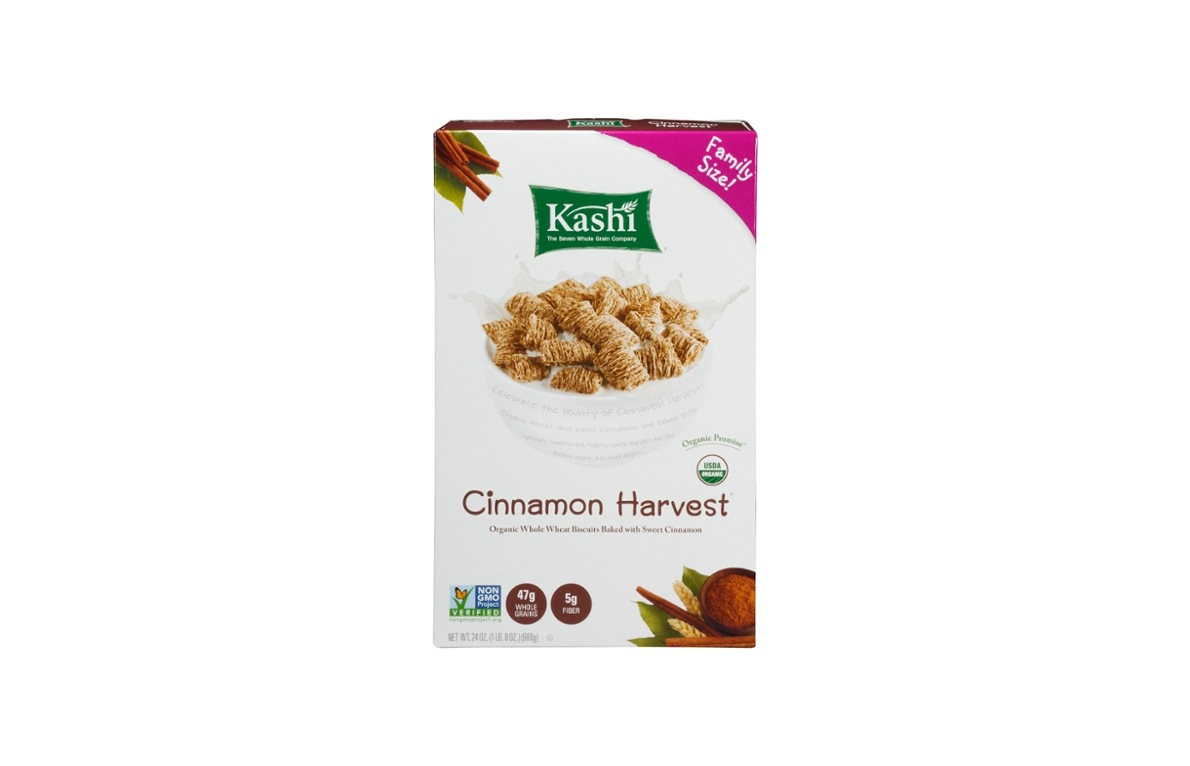 healthy kashi cereal