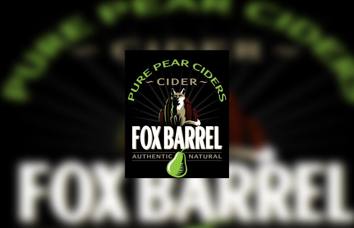 Fox Barrel Black Label Pacific Pear Cider (Fox Barrel)
