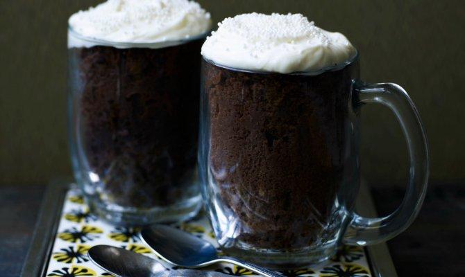 Guinness Mug Cake