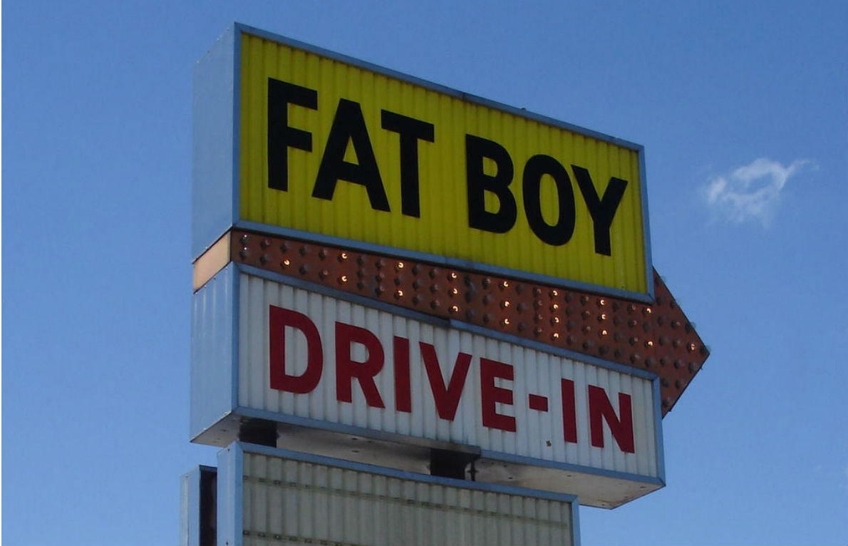 If you have to choose just one place to lobster rolls, choose Fat Boy Drive In.